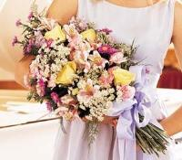 Mixed Presentation Bouquet by The Foliage Shoppe