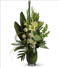 Limelight Bouquet by The Foliage Shoppe