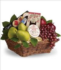 Delicious Delights Basket by The Foliage Shoppe