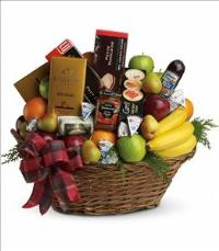 The Ultimate Christmas Basket by The Foliage Shoppe