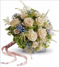Lovely as a Rose Bouquet by The Foliage Shoppe