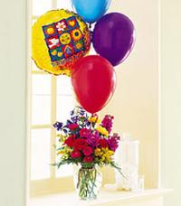 Flowers & Balloons by The Foliage Shoppe