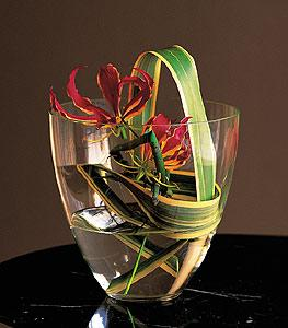Gloriosa Vase by The Foliage Shoppe