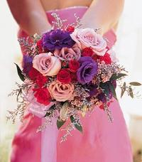 Maid of Honor Bouquet by The Foliage Shoppe